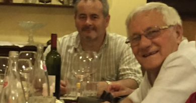 Lutto – Addio a Massimo Ponzoni