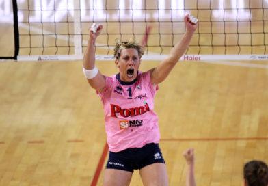 Volley – Lucia Bacchi dice addio alla pallavolo