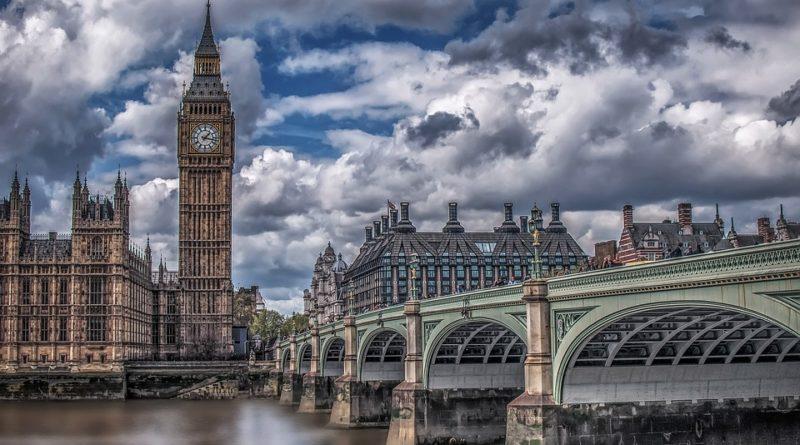 Davide Mantovani, il Covid a Londra
