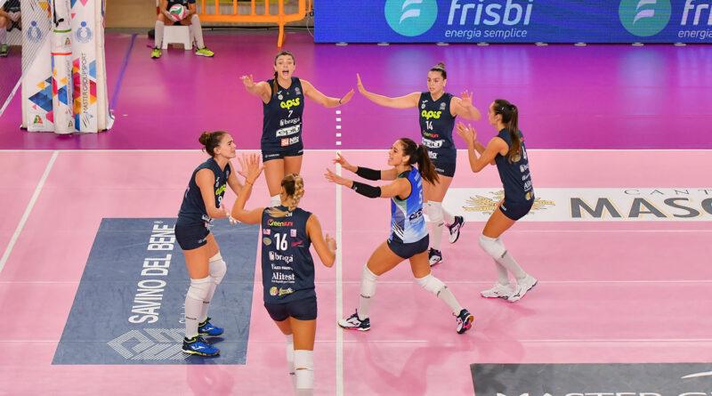 Volley: Pre Partita Novara – Casalmaggiore