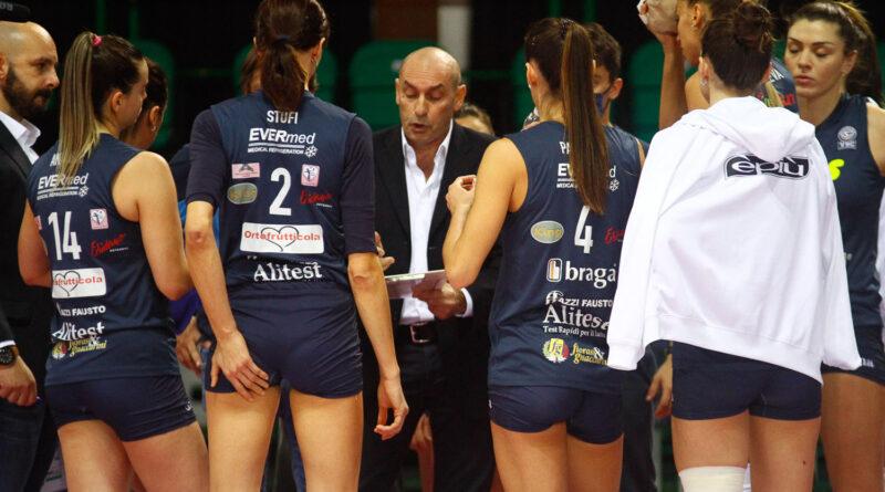 Volley: Firenze – Vbc 3-0