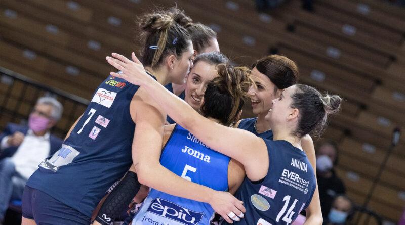 Volley: la presentazione di Firenze – Vbc
