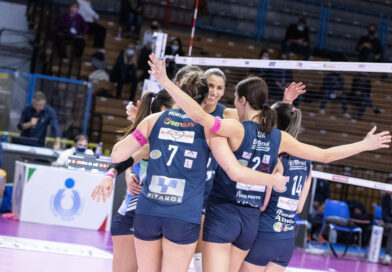 Volley: Vbc – Cuneo 3-0