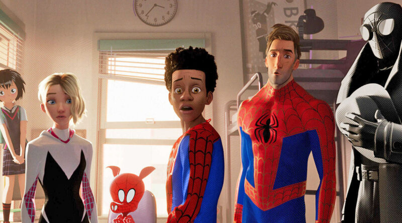 Spiderman – Into the spiderverse